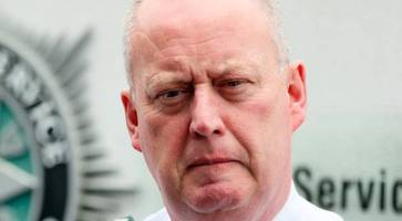 police chief says new ira to blame for city violence