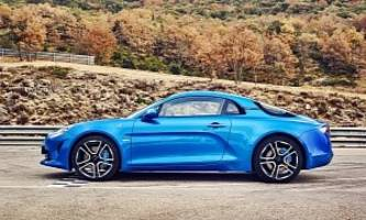 alpine increasing production of a110 sports car to 20 vehicles per day