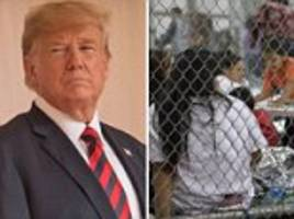 Trump administration unveils plan to reunite 2,500 immigrant children with their families