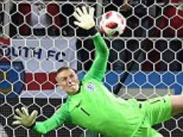 England World Cup ratings: Pickford, Trippier and Southgate are stars