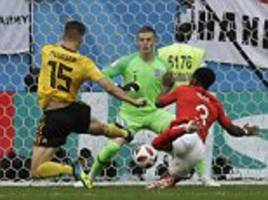 Roy Keane says Danny Rose 'in trouble' after defending for early Belgium goal