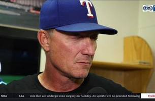 Jeff Banister on win in Baltimore: 'Nice way to start the series'