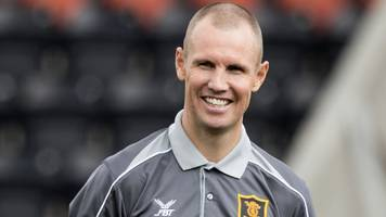 scottish league cup: kenny miller starts livingston reign with win; annan stun hamilton