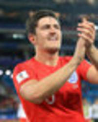 Harry Maguire: England World Cup hero dubbed 'big BABY wearing boxing gloves' by striker