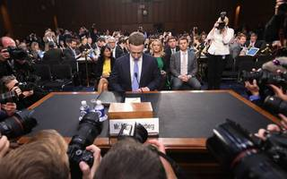 Facebook, Alphabet and Twitter to testify before US Congress this week