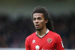 stoke boss to offer walsall young defender on loan after friendly win marred by suspected leg break