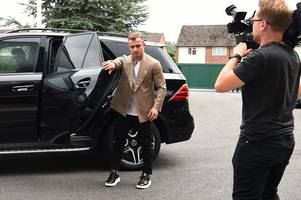 Xherdan Shaqiri delivers message to Stoke fans after joining Liverpool