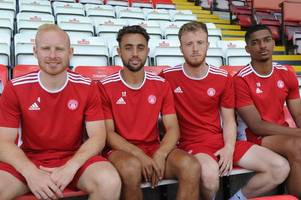 defender ziggy gordon warns that hamilton can't just expect to turn up and beat annan