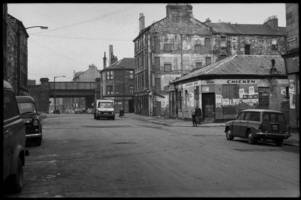stunning 1966 pictures of glasgow gorbals show area before landscape changed forever