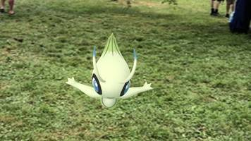 pokémon go fest's surprise new pokémon is celebi