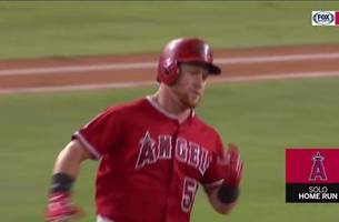 Kole Calhoun does it again! The Red Rocket hits another bomb for his 4th career multi-homer game