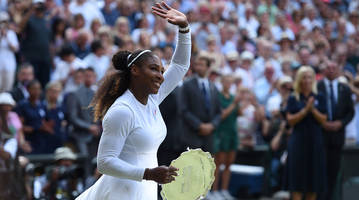 Support Pours in for Serena Williams After Wimbledon Final Loss