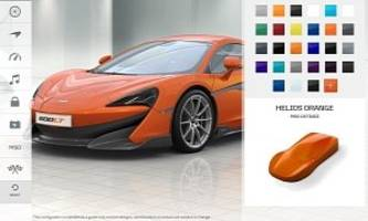 mclaren configurator all but confirms 600lt spider is next in the pipeline
