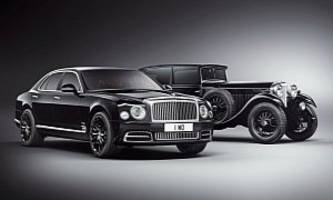 mulsanne w.o. edition by mulliner is bentley selling out