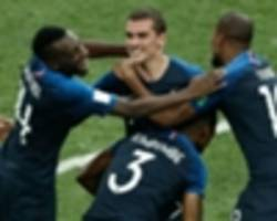 'This is the France we love' – Griezmann hails diversity of World Cup winning side