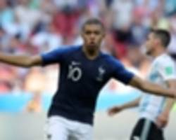 'we're blessed to watch mbappe' - kaka amazed by france star's maturity