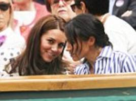 duchesses bring hollywood flare and english elegance to wimbledon