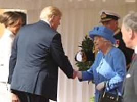 rachel johnson: trump is no match for this 92-year-old lady with a handbag