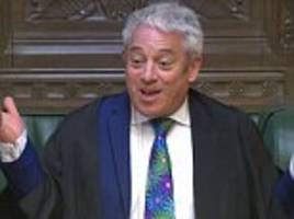 john bercow will not be investigated for bullying as claims are too old