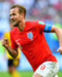 Harry Kane: England star reacts to winning World Cup Golden Boot with six goals