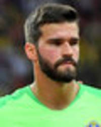 liverpool transfer news: alisson offer, meyer bid to rival arsenal, positive fekir update