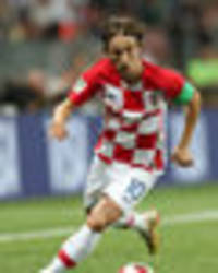 Luka Modric: Croatia star 'has offers' to leave Real Madrid from Chelsea and Liverpool