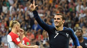 world cup 2018: antoine griezmann tucks away controversial var penalty