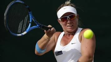 wimbledon 2018: britain's lucy shuker loses women's wheelchair doubles final