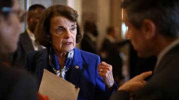 California Democratic Party Endorses Dianne Feinstein's Opponent