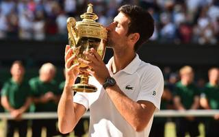 wimbledon 2018: djokovic back to his best with emphatic final win