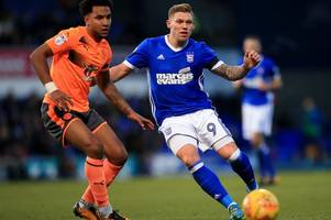 ipswich boss says it would take a 'helluva lot of money' to sign striker martyn waghorn