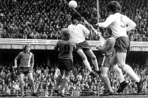 when derby county's roger davies 'humiliated and destroyed' luton town's defence at the baseball ground