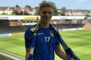 Explained: Why Gavin Reilly left St Mirren and how he ended up at Bristol Rovers