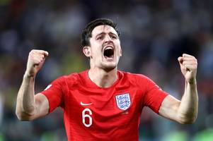 harry maguire says this is only the start for england's young lions