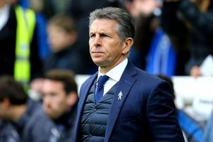 patience is required in claude puel and leicester city's young guns