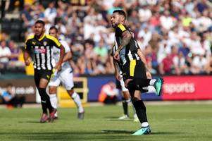 notts county's kane hemmings aims to be 'firing' on all cylinders for the start of the season