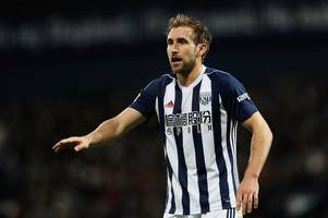 reports suggest west brom defender craig dawson is proving too expensive for burnley move