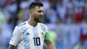 argentine report claims football tennis dispute saw messi 'ban teammate' from playing in world cup