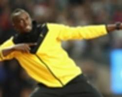 Usain Bolt to the A-League: World's fastest man set to join Central Coast Mariners
