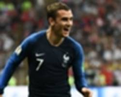 'ballon d'or not in my hands' - waiting game for griezmann after france's world cup win