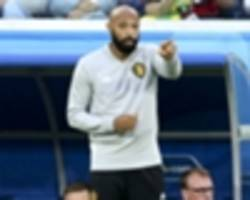 thierry henry eyes manager role after quitting pundit job