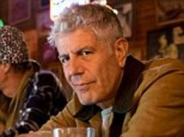 anthony bourdain spoke of clinton and weinstein in one of his final interviews