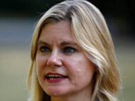 justine greening calls for a second eu referendum as the 'only way to end deadlock'