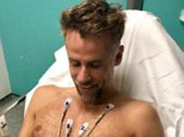 Richard Bacon reveals he nearly died as he breaks his silence after being brought out of coma