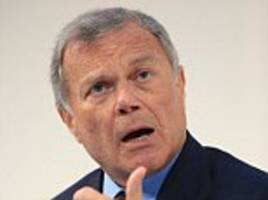 sir martin sorrell as he looks to 'get back on the horse' three months after being forced out of wpp