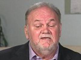 Thomas Markle says he is considering a trip to the UK to repair relations with daughter Meghan