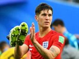 john stones sets early return to manchester city despite his england world cup duties