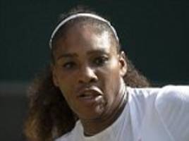 Serena Williams rises 153 places to world No 28 after finishing as Wimbledon runner-up