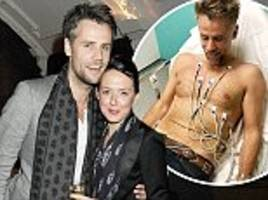 richard bacon planned to move back to britain to be near family