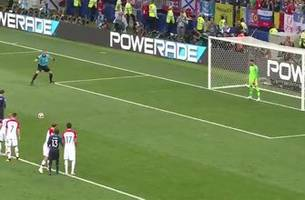 Watch all the goals from the 2018 FIFA World Cup™ Final between France and Croatia | 2018 FIFA World Cup™